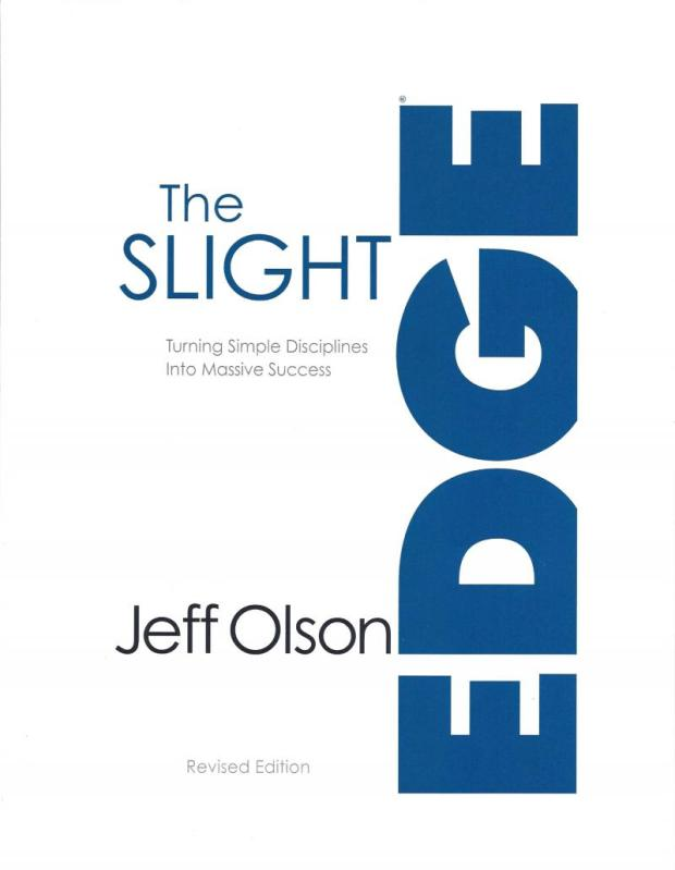The Slight Edge, Farhan Fyzee, Book Notes